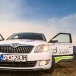 autoškola DUŠIČKA Košice - výcvikové vozidlo Fábia