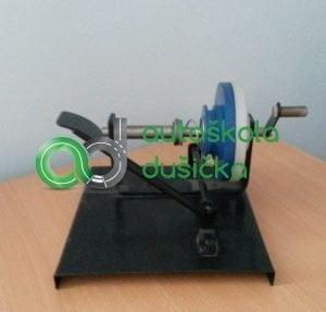 Obrázok 3D modelu spojky