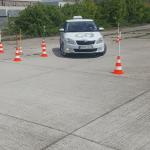 výcviková plocha - autoškola DUŠIČKA Košice