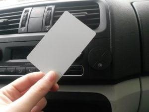 GPS monitorovanie vo výcvikovom vozidle