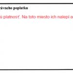 Vzor žiadosti o udelenie vodičského oprávnenia časť 4 - autoškola dušička v Košiciach